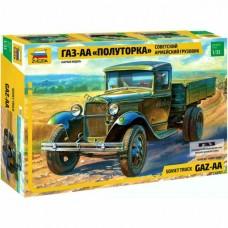 Soviet Truck GAZ-AA  1/35