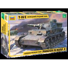 German Medium Tank Panzer IV Ausf.E 1/35