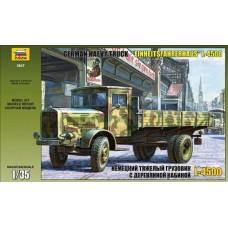 German Heavy Truck Einheitskabine L-4500S 1/35