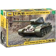Soviet Medium Tank T-34/85 1/35