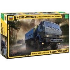Russian truck K-5350 MUSTANG 1/35