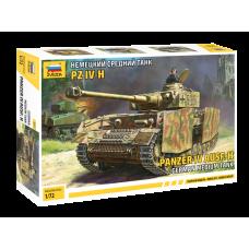 German Medium Tank Panzer IV Ausf.H   1/72