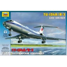 Tupolev Tu-134 A/B 1/144