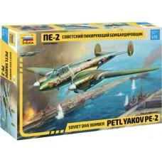 Petlyakov Pe-2  1/72