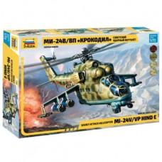 MIL Mi-24 V/VP Hind E  1/72