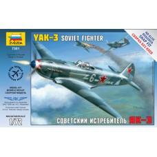 Yakovlev YAK-3  1/72