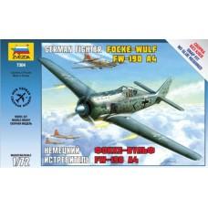 Focke-Wulf Fw-190 A-4 1/72