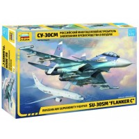 Sukhoi Su-30 SM Flanker C 1/72