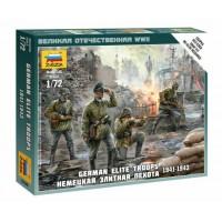 1/72 German Elite Troops 1941-1943