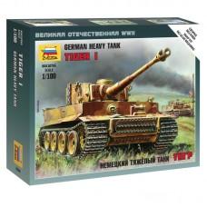 1/100 German Heavy Tank Tiger I