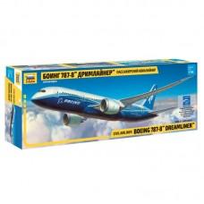1/144 Civil airliner Boeing 787-8' Dreamliner'