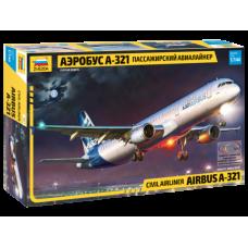 1/144 Civil airliner Airbus A-321