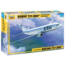 1/144 Civil airliner Boeing 737-800'