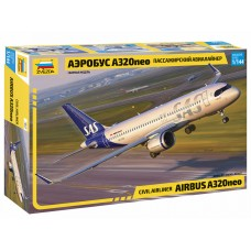 1/144 Civil Airliner Airbus A320neo