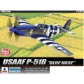 "USAF P-51B ""70th NORMANDY INVASION 1/48"