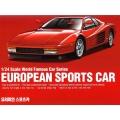 EUROPEAN SPORTS CAR 1/24