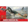 HURRICANE Mk1 PRE-WAR 1/72