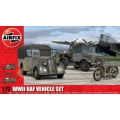 WWll RAF WEHICLE SET 1/72