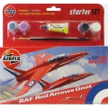 RED ARROWS GNAT 1/72