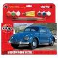 VW BEETLE starter set 1/32