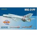 MIG-21PF Weekend 1/48