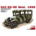 GAZ-03-30 Mod.1938 1/35