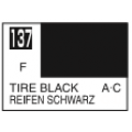 Tire Black Mr. Color 10ml. boja