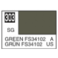 Zelena-FS34102 Mr. Color 10ml. boja