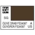 Olive Drab FS34087 Mr. Color 10ml. boja