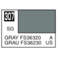 Siva-FS36320 Mr. Color 10ml. boja