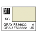 Siva-FS36622 Mr. Color 10ml. boja