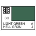Sv.Zelena Mr. Color 10ml. boja
