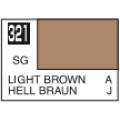 Svetlo-Braon Mr. Color 10ml. boja