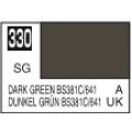 Tam.ZelenaBS381C/641 Mr. Color 10ml. boja