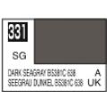 Tamna-Morsko zelena BS381C/641 Mr. Color 10ml. boja