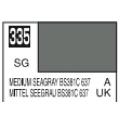 Srednje-Morskosiva-BS381C640 Mr. Color 10ml. boja