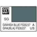 Sivkasto-Plava-FS35237 Mr. Color 10ml. boja
