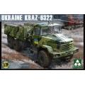 KRAZ-6322 Heavy Truck 1/35