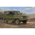 UAZ469 All-Terrain Vehicle 1/35