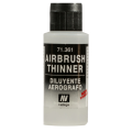 Airbrush thinner  60 ml.