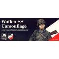 MC Waffen SS Camouflage Akrilne boje set