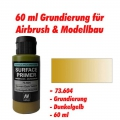 Prajmer akril-poliuretan German dark yellow 60ml