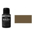 Dark Khaki Green 520 Modelarski Wash 35ml.